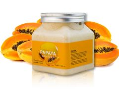 Скраб для тела с Папайей Pretty Cowry Papaya Body Scrub (8122), 350 ml